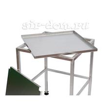 Стол-подставка для сыроварни