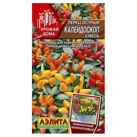 Семена Перец острый Калейдоскоп, смесь