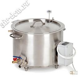 Мини-сыроварня с функцией пастеризации на 15, 25 или 40 литров