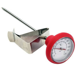 Термометр механический противоударный с держателем
