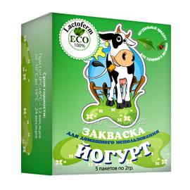 Закваска для приготовления йогурта Lactoferm-Eco