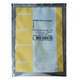 Мезофильная закваска Danisco Choozit  BT 01 LYO 50 DCU