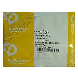 Термофильная закваска CHOOZIT ALp LYO 100 DCU