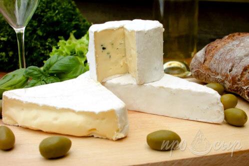 пошаговый рецепт сыра бри